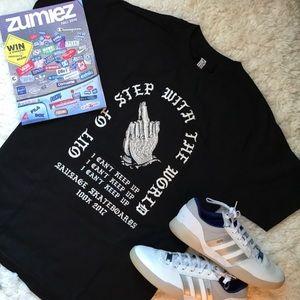 Zumiez 100K x Sausage Skateboarding Tee